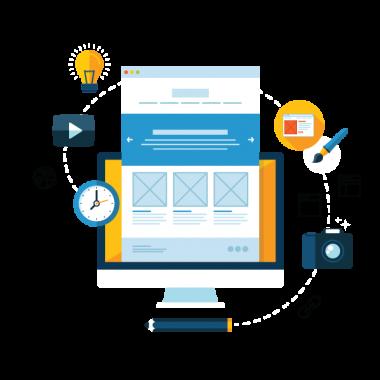 Diseño web de nuevos portales