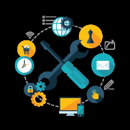 Soporte técnico de portales web